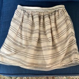 BCBGeneration cocktail skirt
